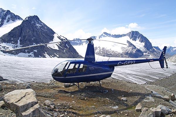 Yukon Glacier Helicopter Tours